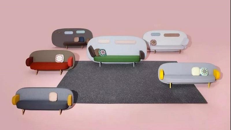顶级的家具设计作品欣赏 Karim Rashid的设计理念