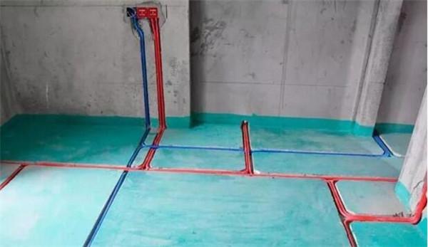 家装水电施工横平竖直PK两点一线哪个省钱又安全