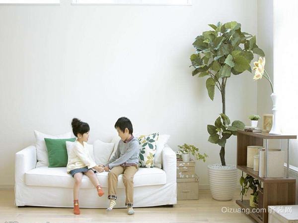 客厅摆放植物禁忌