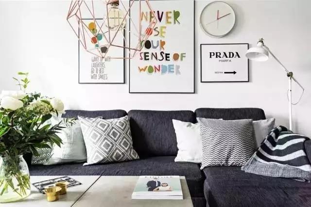 简约风格墙饰挂画怎么挑选 墙饰挂画风格有哪些