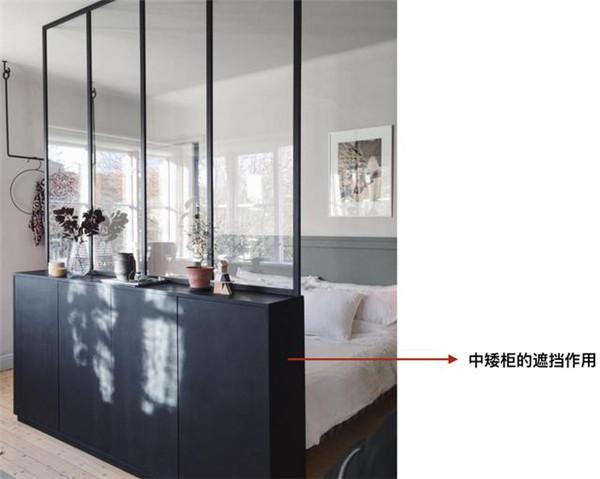 阳台在卧室,隔断怎么做比较好?