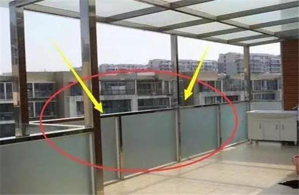 新房自带阳台栏杆要不要拆掉?