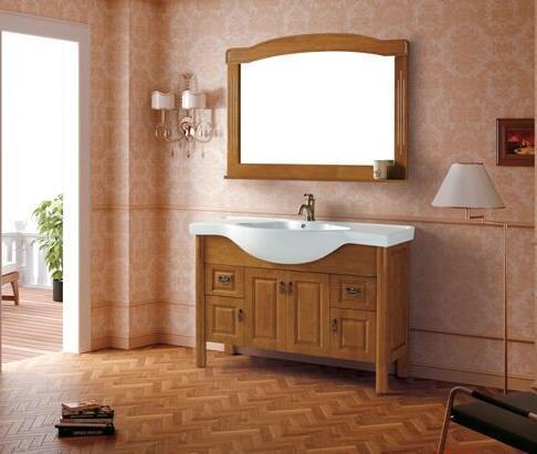 橡木浴室柜优缺点