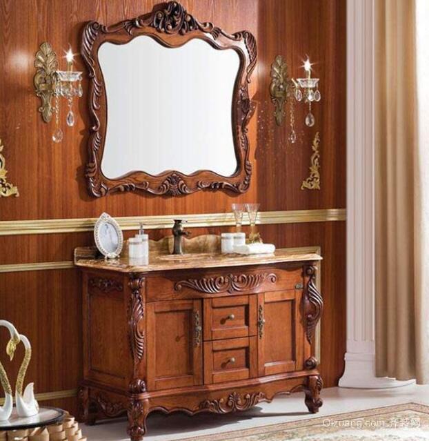 橡木浴室柜价格一般多少