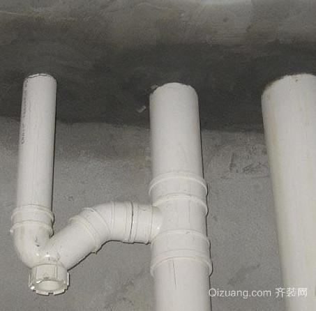 家庭水管验收标准