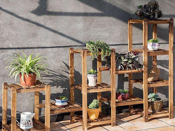 阳台花架设计