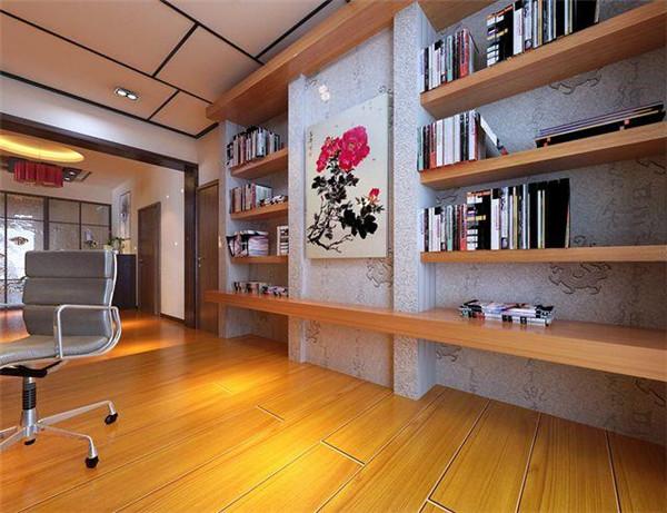 青岛书房装修