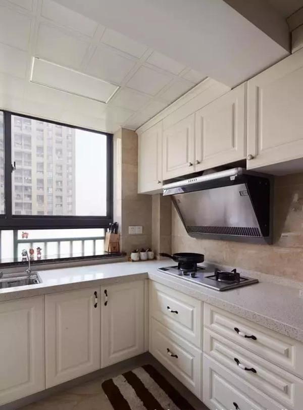 自由混搭风格厨房设计