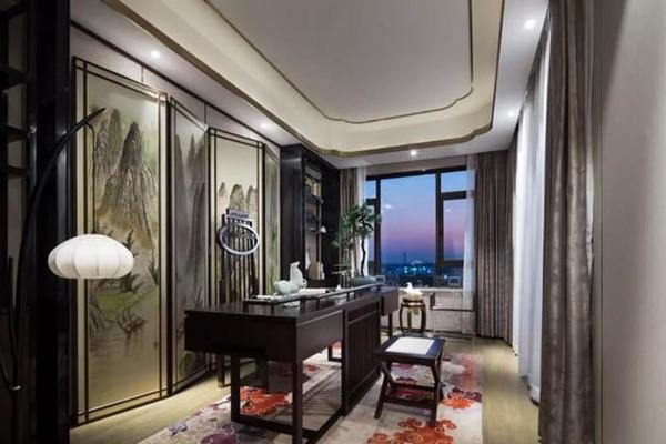 432平米新中式风格独栋别墅
