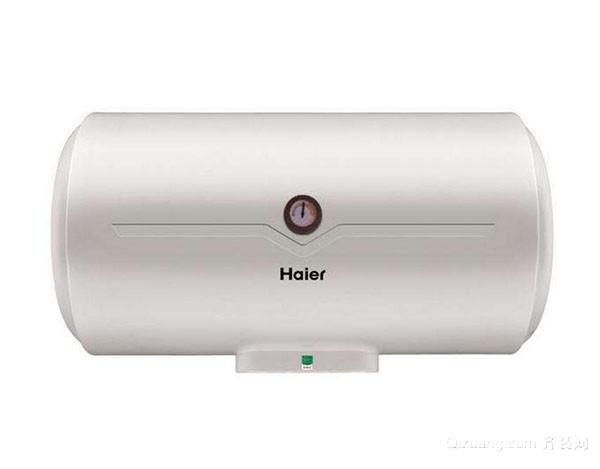 海尔电热水器排污方式 让清洁变得更简单