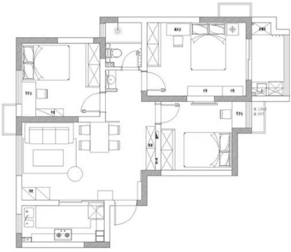设计师自己设计新家,不负众望让人怦然心动!
