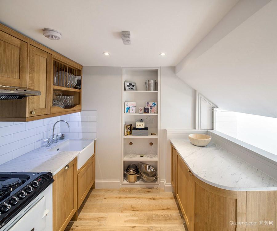 厨房装修设计极简主义