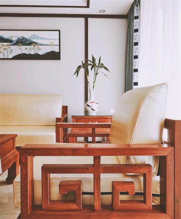 新中式风格装修 喜欢又何必在乎太多