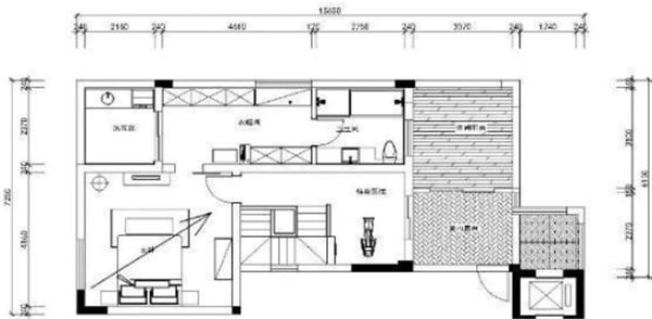280㎡三层别墅装修 现代风品质艺术空间