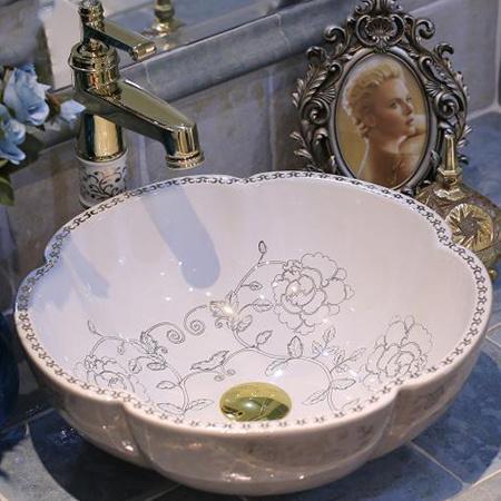 陶瓷洗脸盆价格