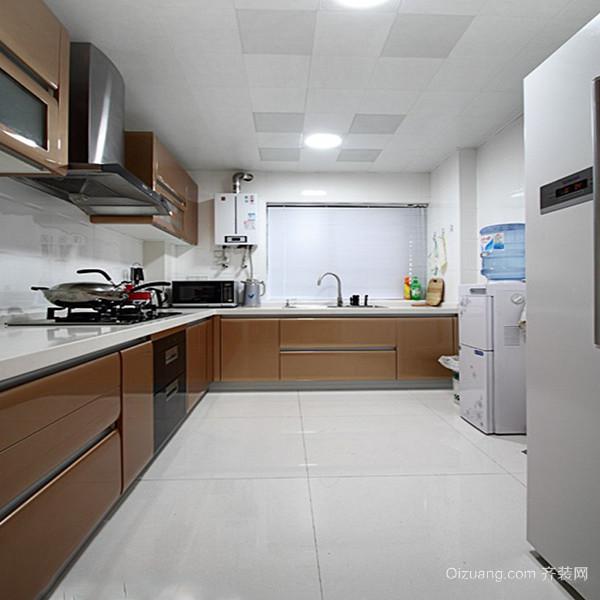 u型厨房正确的布局设计