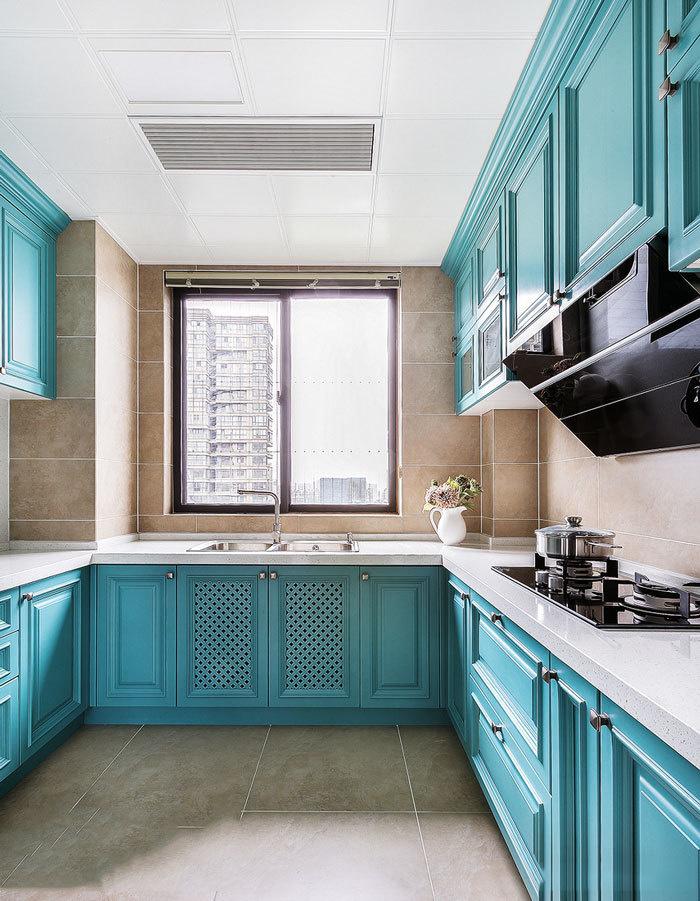 u型厨房装修设计注意事项