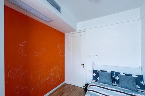 96平现代简约风格儿童房设计