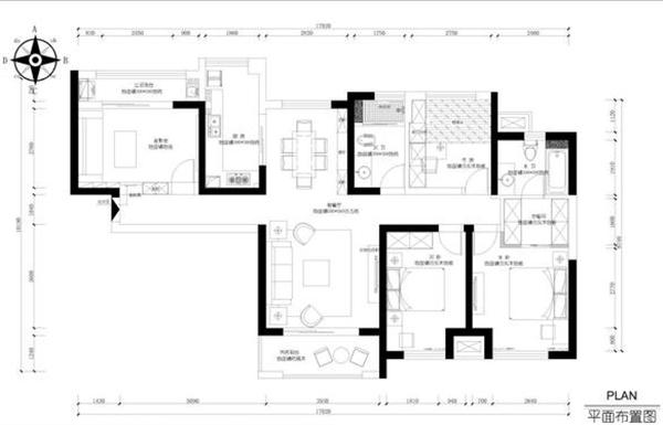 130㎡装下四室两厅 把家庭影院搬回家!