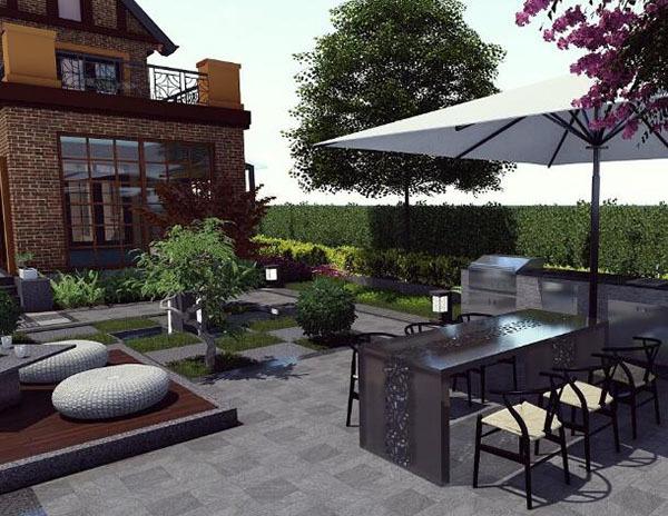 别墅花园如何设计