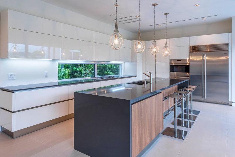 厨房l型设计的优势