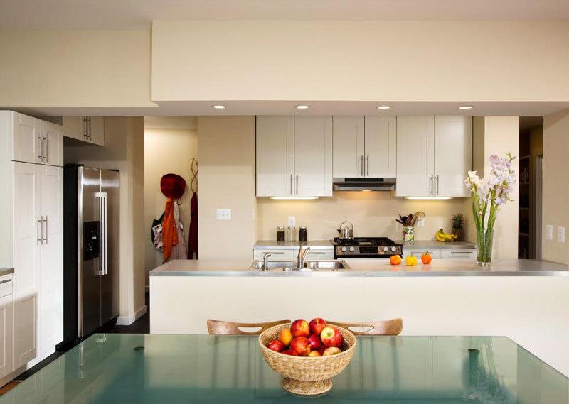l型厨房设计功能布置