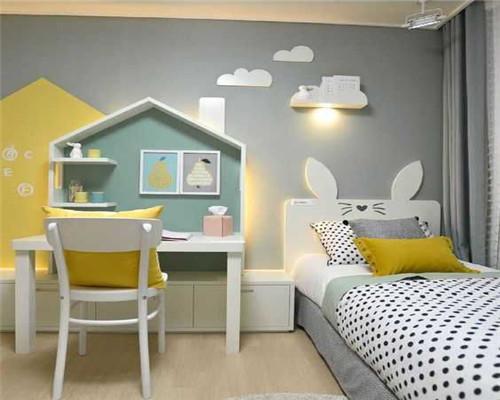 青岛儿童房装修设计效果图8