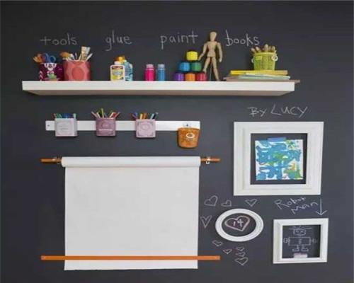 青岛儿童房装修设计效果图10