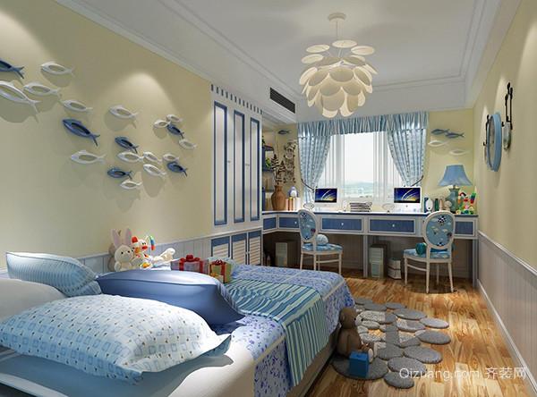 男孩儿童房设计与装修风格