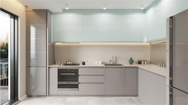 小厨房怎么装修 2018最新厨房装修案例赏析