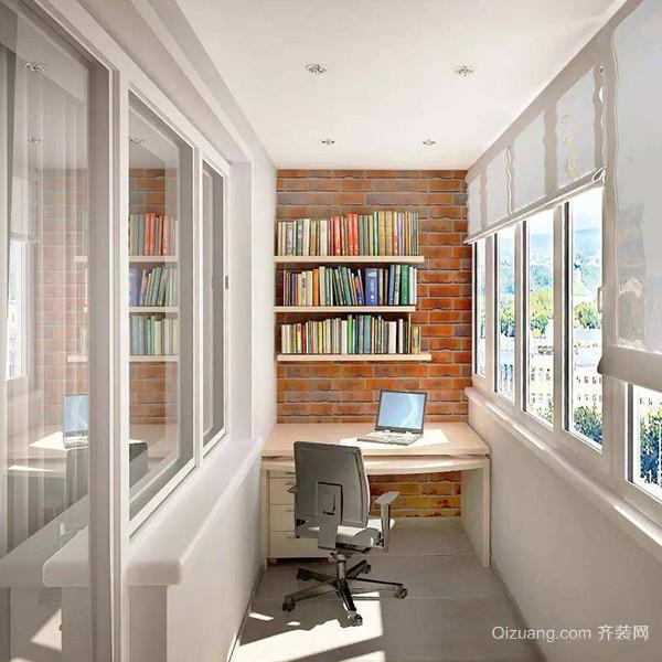 阳台改成书房注意事项