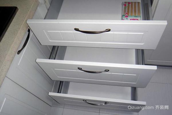 橱柜拉篮如何安装