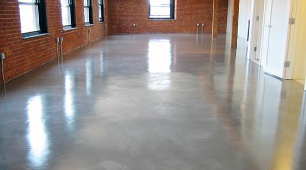 混凝土地面怎么打磨抛光 混凝土地坪施工技术交底