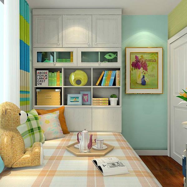 书房用什么颜色好