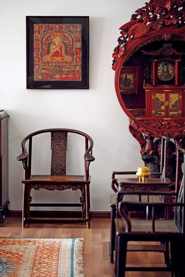 经常用红木家具有什么好处 红木家具为什么受追捧