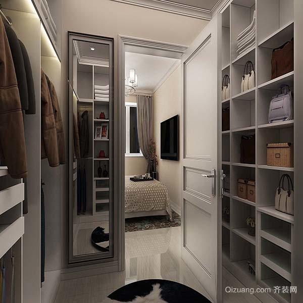 家里衣帽间改成小卧室怎么改