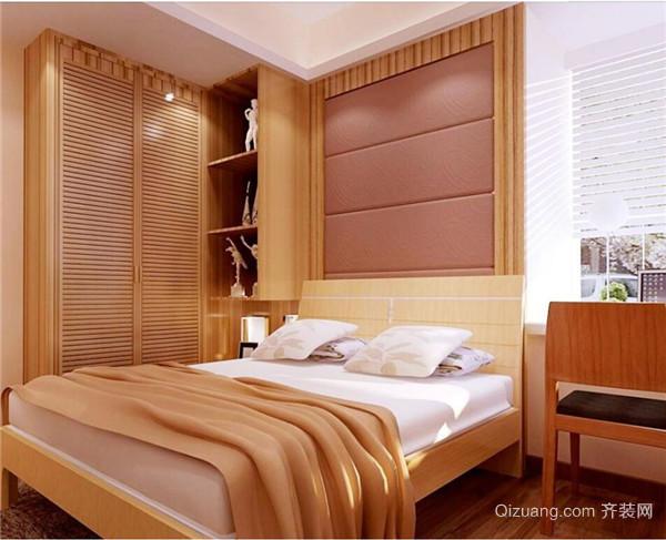 卧室装修设计说明