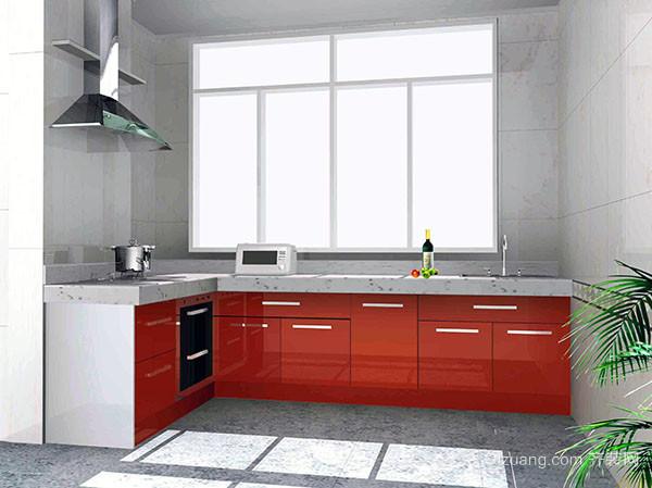 阳台改厨房设计方案
