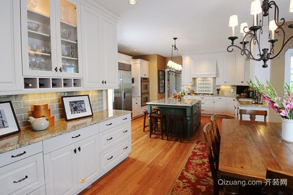 开放式厨房设计方案