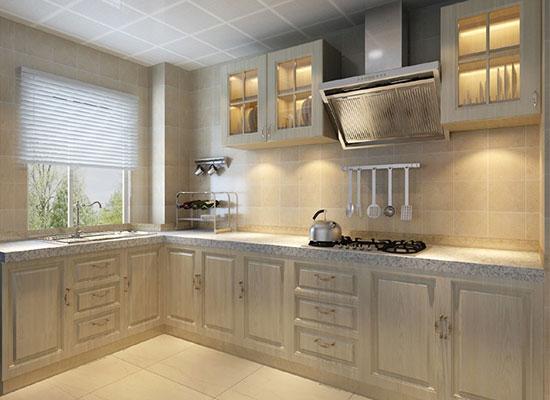 厨房装修必须实用又美观,这五个步骤一个不能少