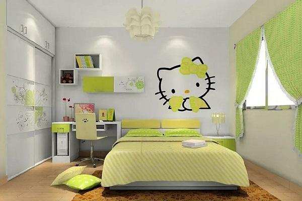 儿童房设计理念和说明