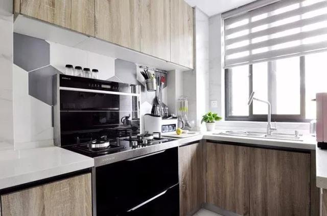 南通106㎡现代简约风格装修案例 诠释家居生活