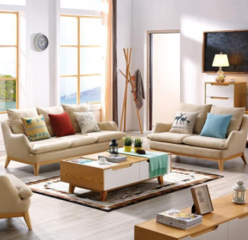 小户型客厅沙发摆放技巧 小户型客厅布局注意事项