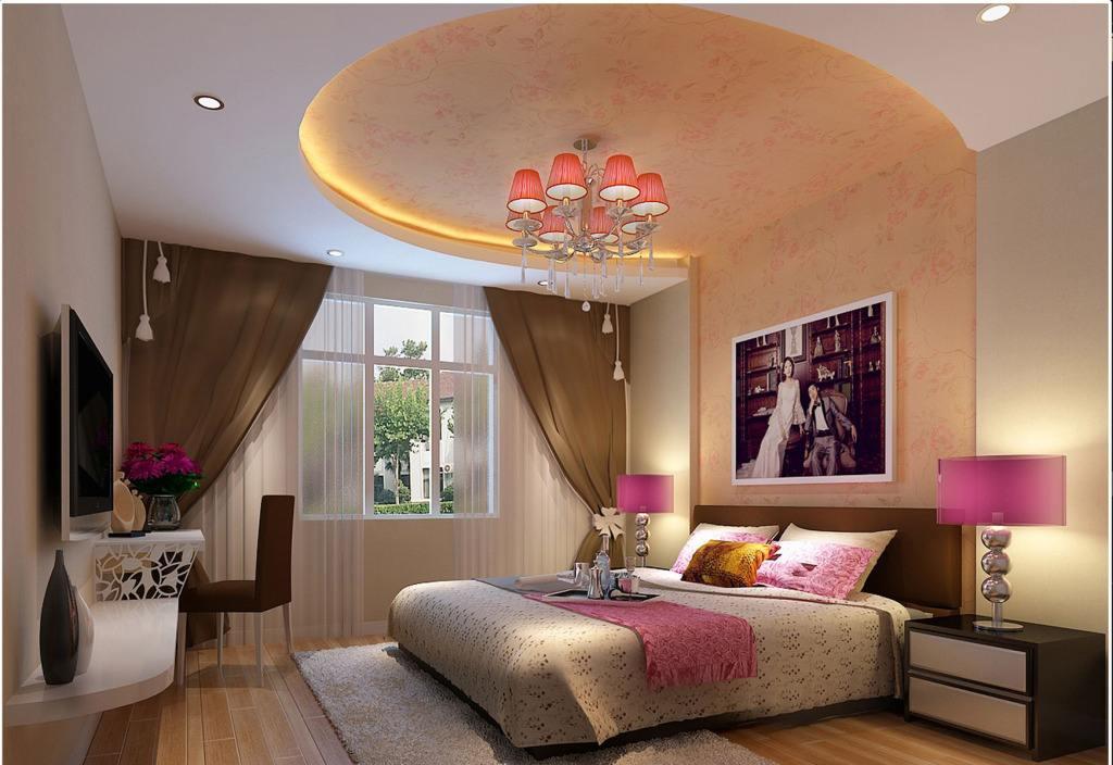卧室涂料适合刷什么颜色 卧室涂料颜色注意事项(图)