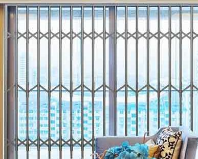 一楼适合装哪种防盗窗 一楼防盗窗哪个好
