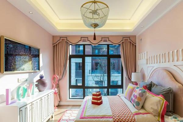 南通家装分享180平新中式风格装修案例 新中式风格装修效果图