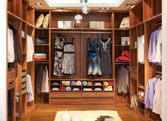 开放式衣柜的优点 开放式衣柜装修设计要点