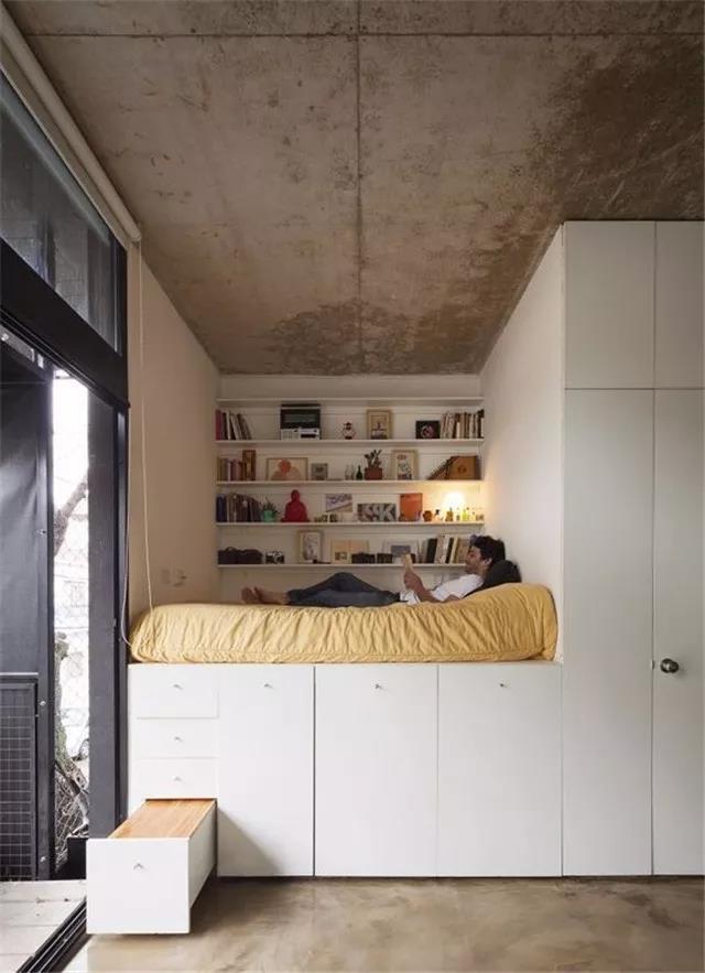 简约时尚木制家具风格 专为小户型打造