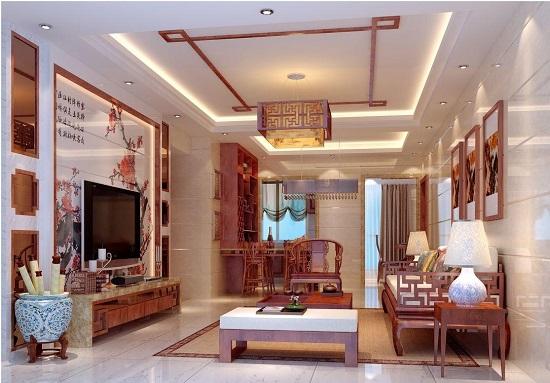 客厅吊顶用什么材料好?客厅吊顶装修误区有哪些?