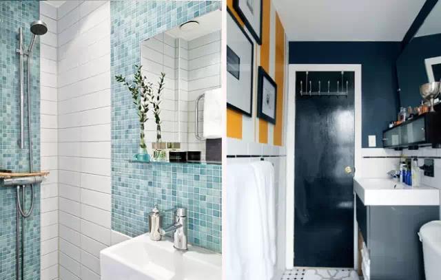 小户型卫生间装修案例 卫生间太小怎么装修